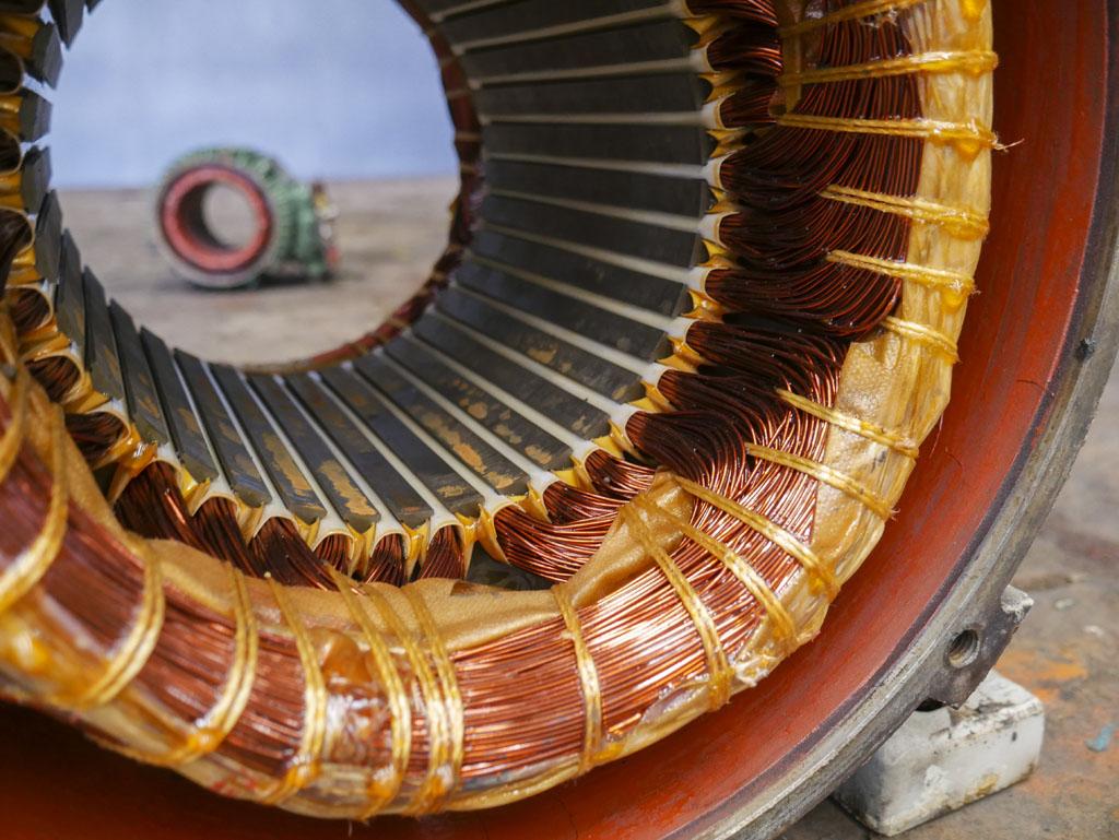 Statore Motore Elettrico Cagliari